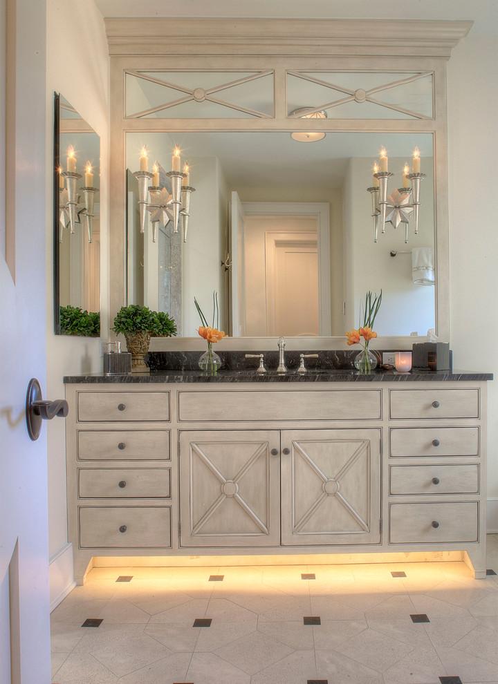 Bathroom - transitional bathroom idea in Philadelphia