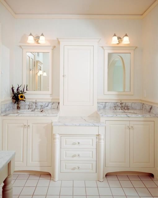 Master Bath Vanity traditional-bathroom