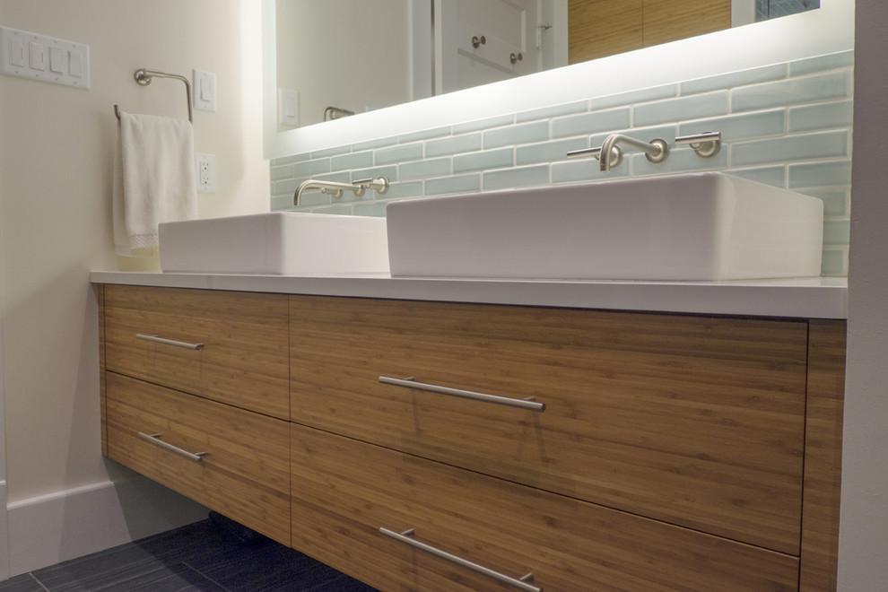 Master Bath Vanity - Modern - Bathroom - Louisville - by ...