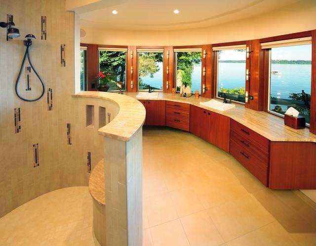 Gig Harbor Bathroom Remodel contemporary-bathroom
