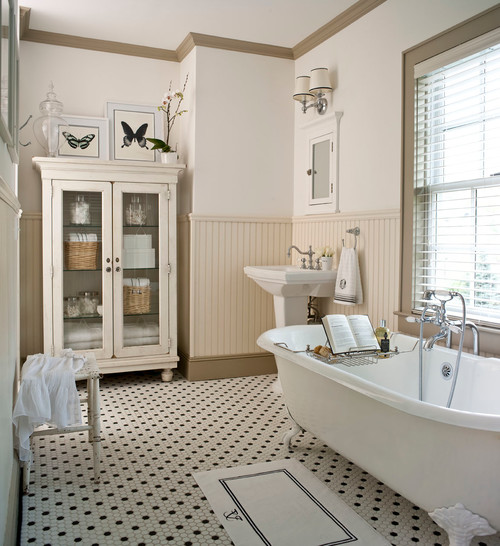 farmhouse style bathroom ideas town country living