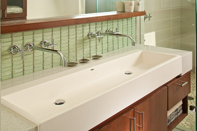 Master Bathroom modern-bathroom
