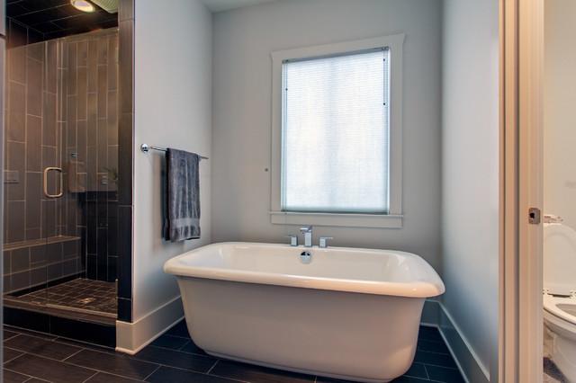 Master bathroom antracite 12x12 floor tiles for 12x12 master bathroom floor plans