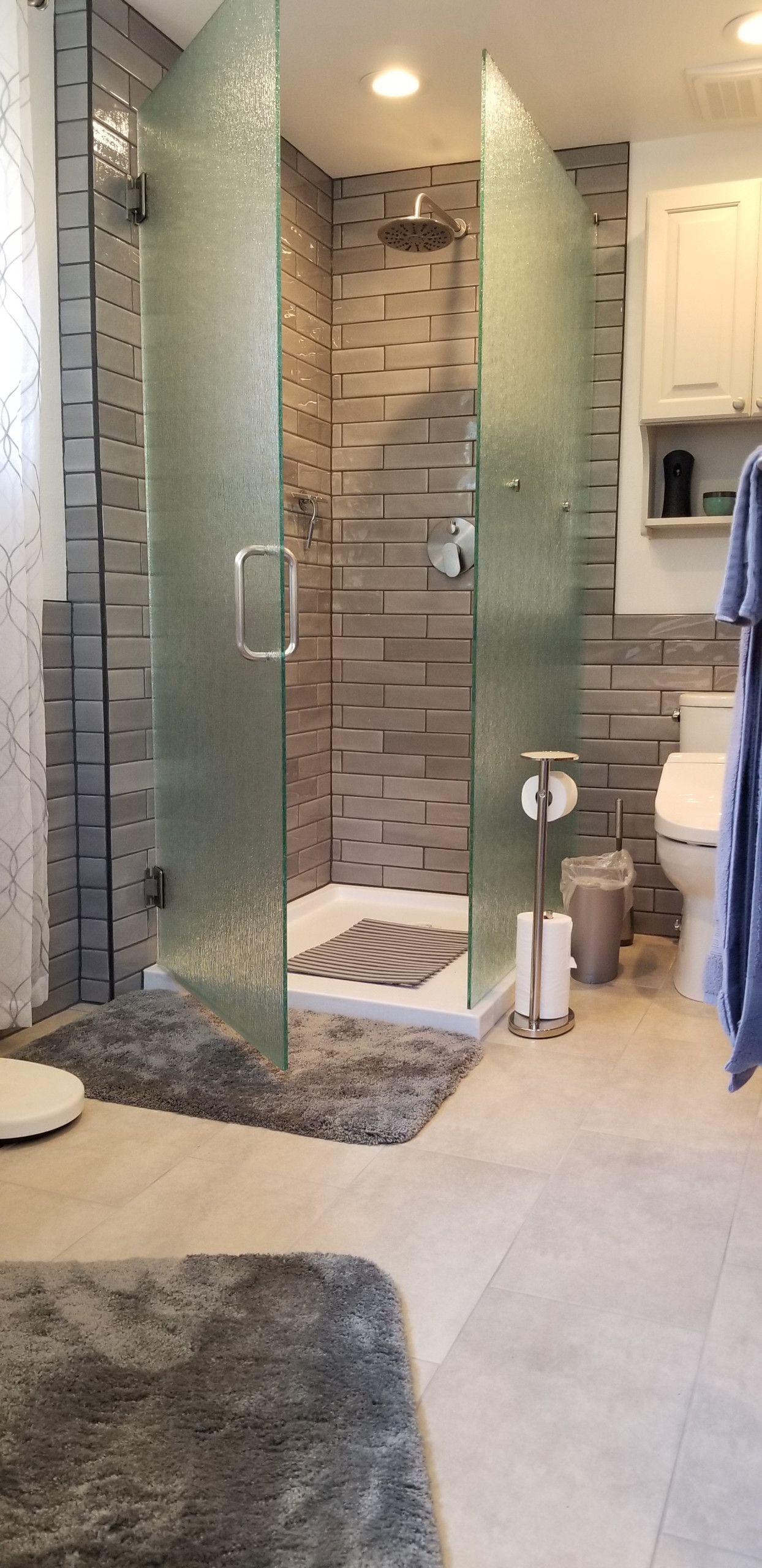 Master bathroom/bedroom remodel