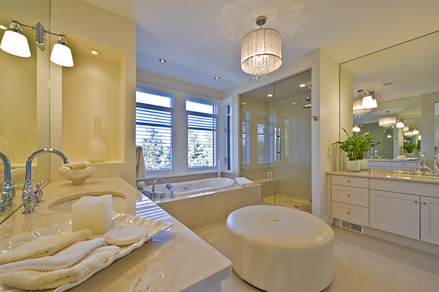 Master Bathroom contemporary-bathroom