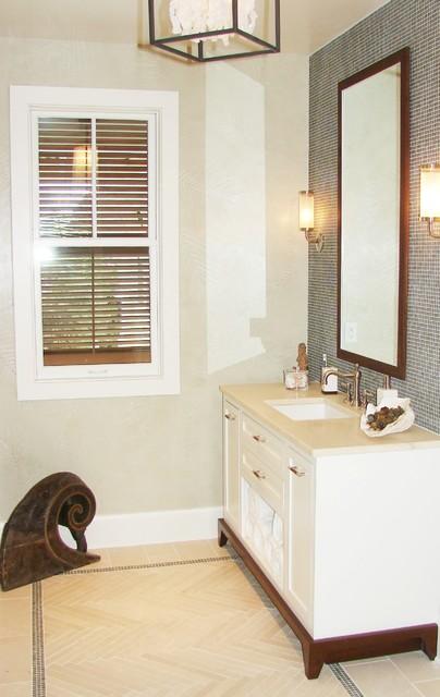 Master Bathroom beach-style-bathroom