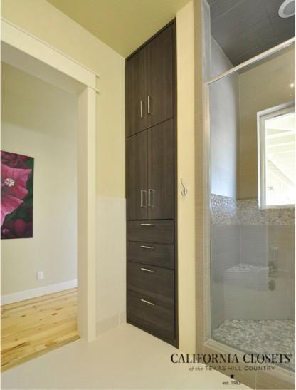 Master Bathroom Cabinets - Contemporary - Bathroom - Austin - by ...