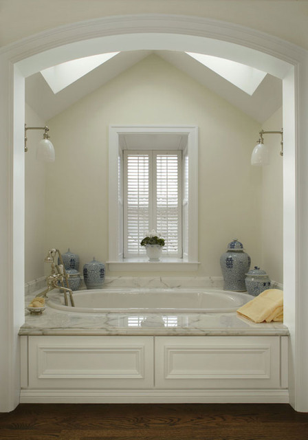 Master Bathroom Traditional Detroit By