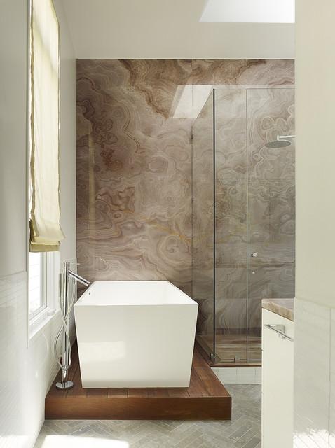 Master bathroom modern bathroom san francisco by for Bathroom design san francisco