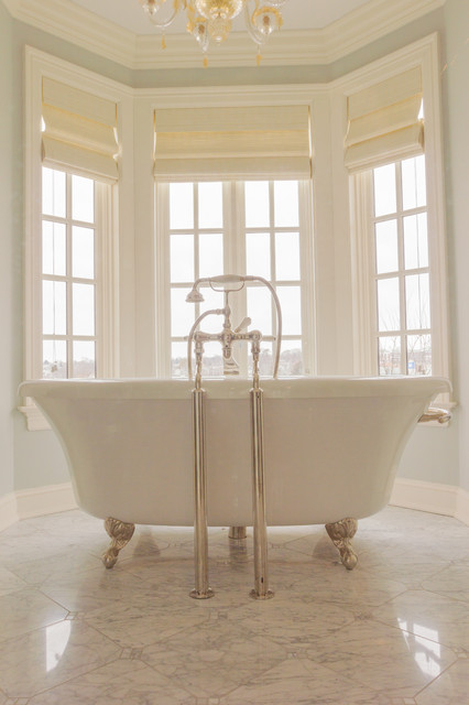 Master Bathroom Clawfoot Tub Traditional Bathroom Other Metro By Rccm Inc