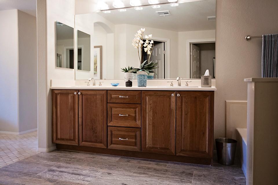 Master Bathroom - Eclectic - Bathroom - Las Vegas - by ...