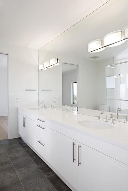 Master bathroom contemporary bathroom san francisco - Bathroom vanities san francisco area ...
