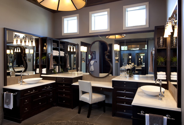 Master Bathroom Design Ideas Traditional