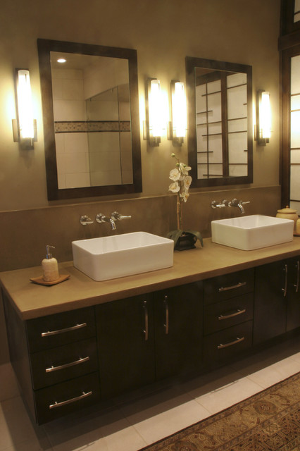 Master Bathroom Asian Bathroom Denver By Design
