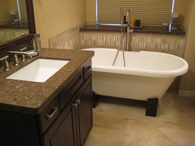 Master Bathroom traditional-bathroom