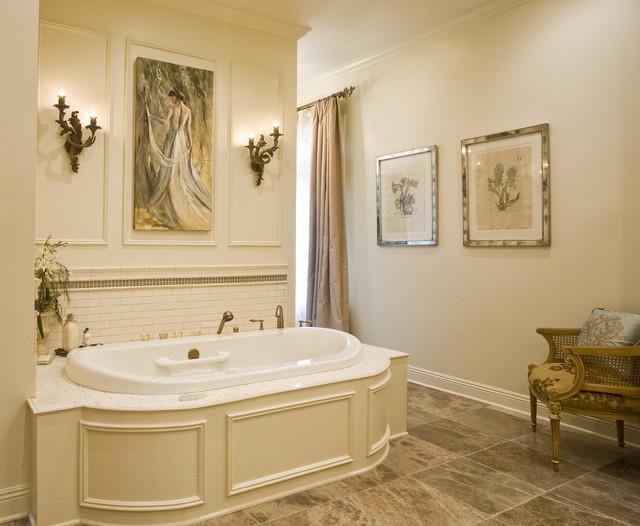 Elegant Traditional Bathrooms Elegant escape traditional