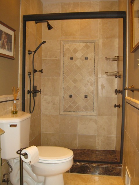 Master bathroom fairfax traditional bathroom dc metro by old town bath and kitchen - Change your old bathroom to traditional bathrooms ...