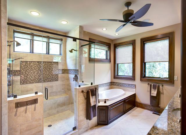 Master Bathroom Traditional Bathroom Other by