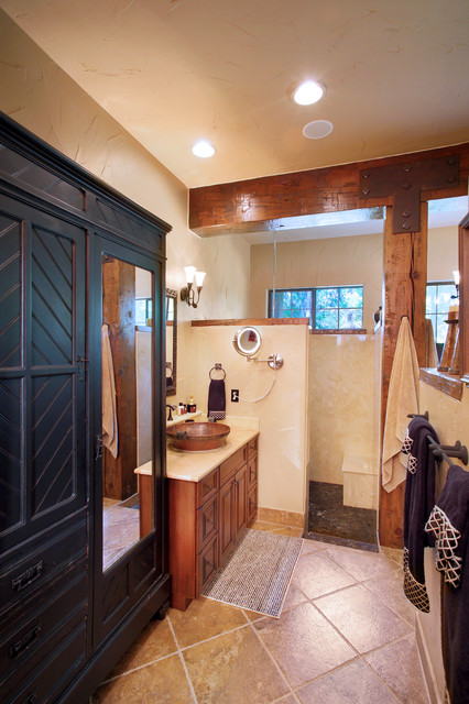 Master Bathroom mediterranean-bathroom