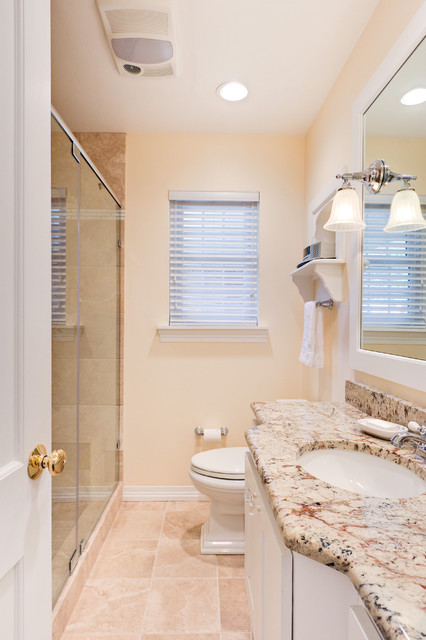 Master Bathroom- Hallan traditional-bathroom