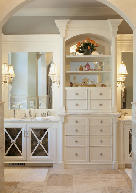 Master bathroom traditional bathroom minneapolis for Traditional master bathroom ideas