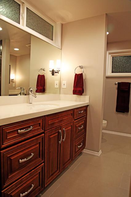Master Bathroom contemporary