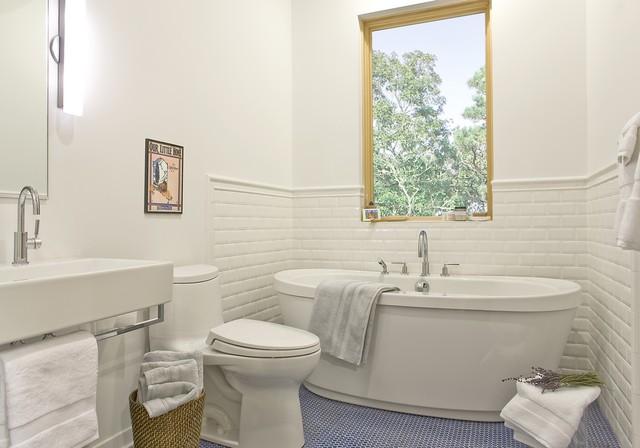 Master Bathroom Transitional Bathroom Boston By Zeroenergy Design