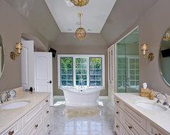 Bannockburn Residence #5 traditional-bathroom