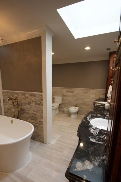 Master Bathroom in Wichita Falls contemporary-bathroom