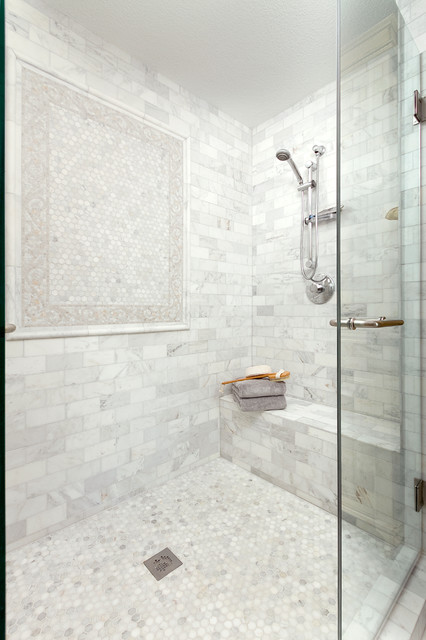 Inspiration for a timeless bathroom remodel in Minneapolis