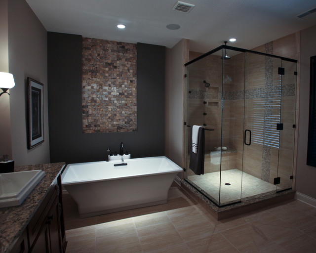 Master Bathroom Transitional Bathroom Dublin By Instyle Interiors