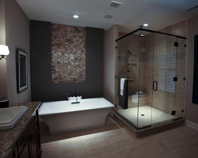 Master Bathroom Transitional Bathroom Dublin By Instyle Interiors