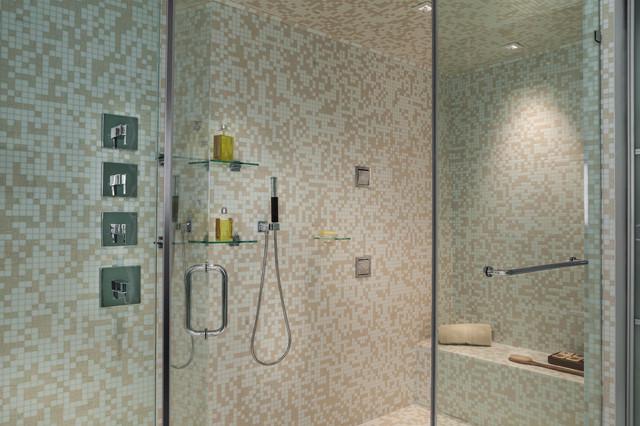 Master Bathroom Jade contemporary-bathroom