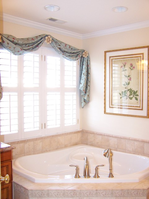 Master bathroom traditional bathroom philadelphia for A c bathrooms sheffield