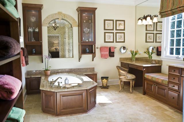 Master bathroom traditional bathroom richmond by for Bathroom design richmond
