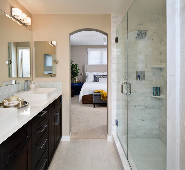 Transitional Master Bathroom Ideas : Master bathroom transitional san diego by