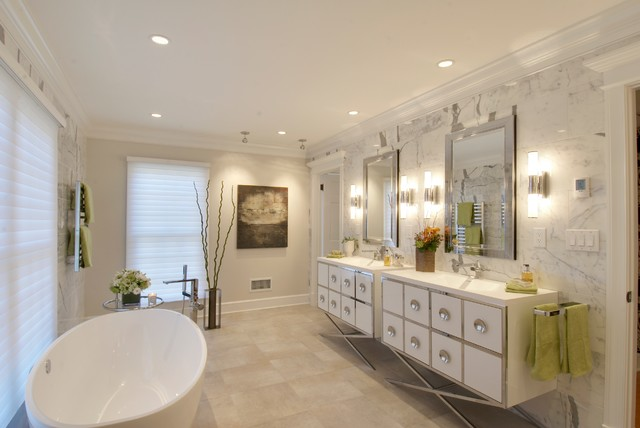 Master Bathroom Contemporary Bathroom Other By