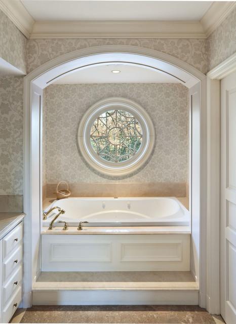 Bathroom Nook master bathroom, mansion, old greenwich, new york