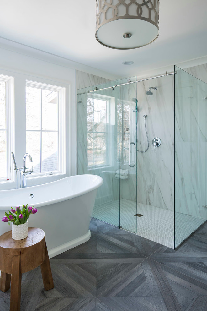 3 Surprising Details That Make a Bathroom Fancy