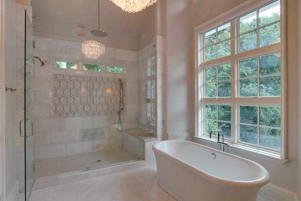 Bathroom - bathroom idea in Charlotte