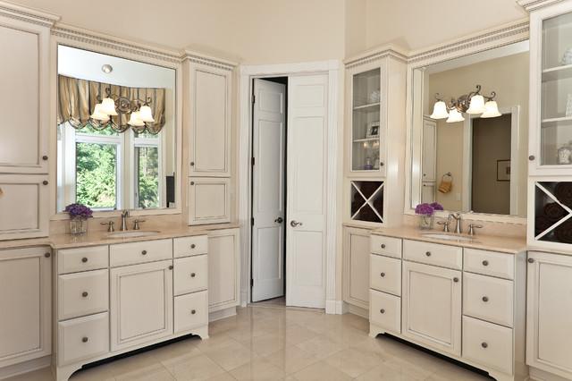 Master Bathroom Bathroom Baltimore By Millbrook Circle Interior Design