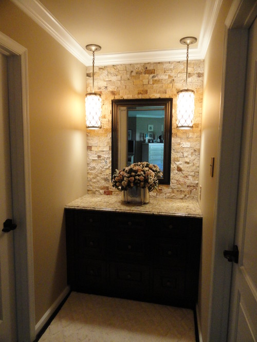 is pendant light in bathroom enough for 10 39 vanity
