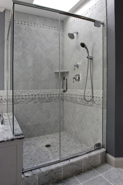 What Is The Floor Tile And Shower Floor Tile