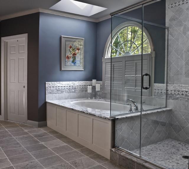 Master Bathroom Traditional Boston By