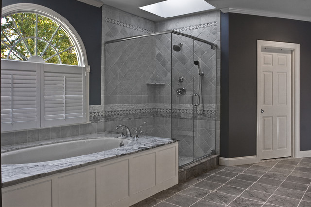 Take Your Shower Tile To The Ceiling