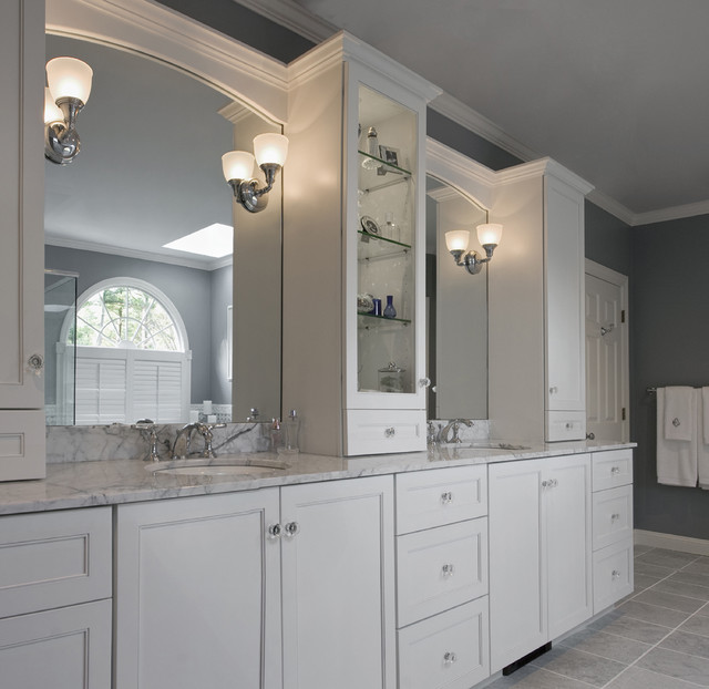 Master Bathroom Traditional