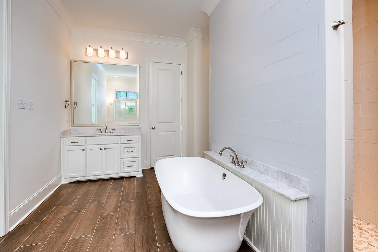 Master Bathroom - Old Goodwood Modern Farmhouse