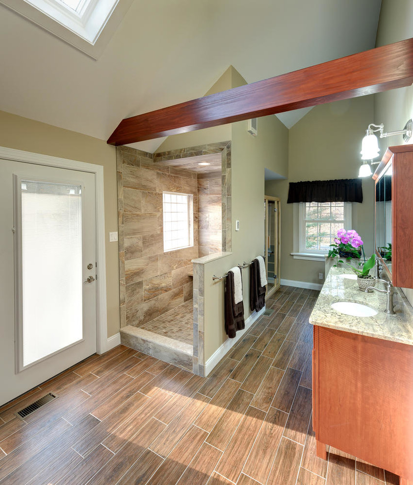 Master Bathroom Project, Chester Springs, Chester County ...