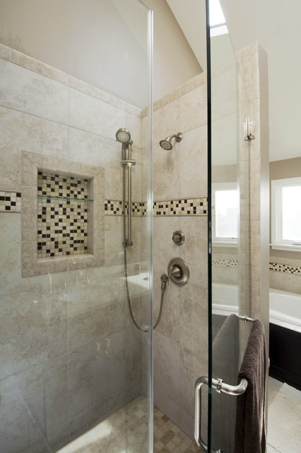 Master bathroom redesign and remodel aurora il for Redesigning a bathroom