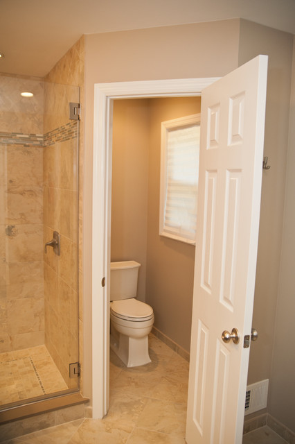 Master bathroom redesign and remodel traditional for Bath remodel pro